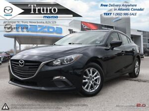 2014 Mazda Mazda3 GS! MANUAL! ONLY 75K! NEW TIRES! NEW BRAKES! G