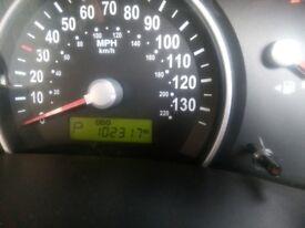 Kia Sedona 2.9 Auto Diesel, 12 months MOT