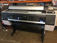 "Epson SureColor P8000 44"" Large-Format Inkjet Printer (nearly New) Plotter"