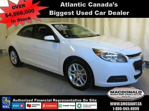 2016 Chevrolet Malibu LT  Financed Price!