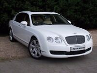 Bentley Flying Spur White Fully Loaded