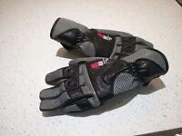 Ladies HeinGericke motorcycle gloves