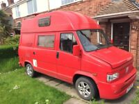 FIAT DUCATO 10/TALBOT EXPRESS MOTORHOME RESTORATION PROJECT OR DONAR VEHICLE