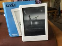 New Amazon Kindle for sale ,unwanted gift , a reader kindle and for downloading books .