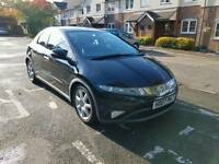 Honda Civic Sports I-vtec automatic for sale