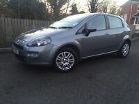 "2013 Fiat Punto ""Easy"" - High Spec 22k miles £4750 O.N.O."