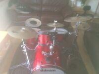 Ddrum Diablo Punx drum kit