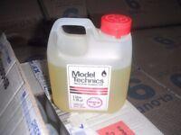 9.5 litres of Model Technics QwikFire 16 Glow Fuel - Brand New
