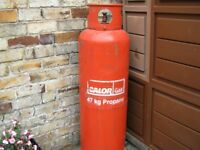 Calor Propane 47kg. Gas Bottle Empty BARGAIN