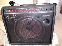 FENDER EIGHTY FIVE RED KNOB AMP