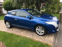Renault Megane 1.6 I-music 3dr 2012 low mileage, great condition