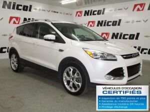 2016 Ford ESCAPE AWD Titanium - AUBAINE!!