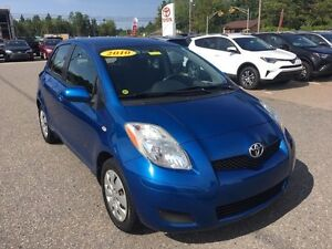 2010 Toyota Yaris 5DR H/B LE  ONLY $88 BIWEEKLY WITH 0 DOWN!