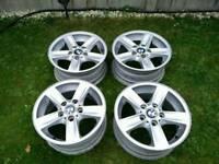 BMW Sport Alloys