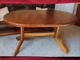 Rossmore Oval Dining Table