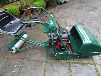 Atco Royale 20e/ic cylinder lawn mower ride on mower