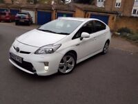 TOYOTA PRIUS T SPIRIT VERY NICE CLEAN CAR ONE COMPANY OWNER HUGE SPEC UK MODEL CAR MILEAGE WARRANTED