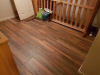 Harbour Oak wide board Laminate Flooring