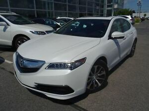 2015 Acura TLX Cuir Toit ouvrant