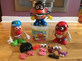 MEGA Mr Potato Head Bundle