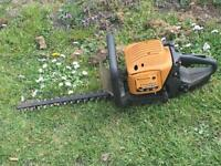 McCulloch Hedge trimmer NON RUNNER