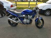 2001 SUZUKI BANDIT 600 CC MOTD MARCH ONLY 8500 MILES £1850