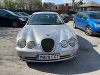 Jaguar s type 3.0 v6 automatic