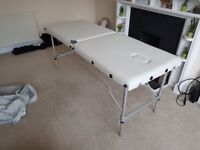 Large massage couch / table for sale