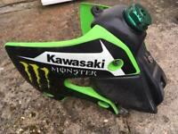 Kawasaki KLX fuel tank