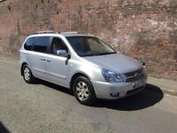 2008/57 KIA SEDONA CRDI AUTOMATIC 7 SEATER DIESEL 86,000 MILES FINANCE AVAILABLE FROM £28 PER WEEK