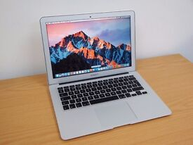 """Apple MacBook Air 13"""" - 1.8GHz i5 - 4GB RAM - 128GB SSD - Mid 2012 - Excellent Condition"""