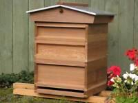 Wanted: Bee hive/bee keeping equipment
