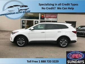 2017 Hyundai Santa Fe XL AWD LEATHER 7 SEATER NAVI PANO ROOF! (3