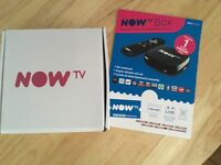 *Almost New*NOW TV BOX