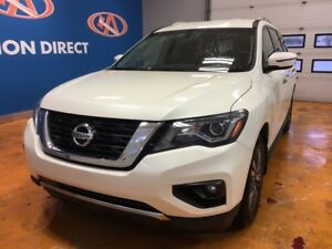 2017 Nissan Pathfinder SV AWD,HEATED SEATS, LOADED!