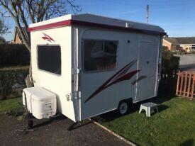 Gobur Fold Down Caravan refurbished