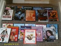 dvd bundle 31 in total all excellent condition and working order 20.00