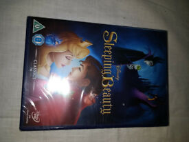 Disney's Sleeping Beauty DVD sealed