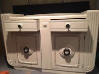 Sideboard in white
