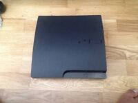 PS3 SLIM- USED BUT IN GOOD CONDITION