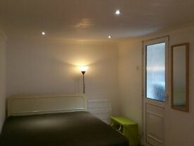 Extra Large Double Room with dedicated shower room