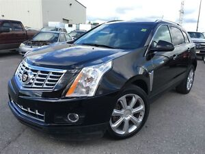 2014 Cadillac SRX Premium Nav DVD 20in Wheels