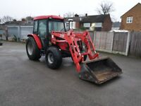 TYM T700 COMPACT TRACTOR WITH LOADER FOR SALE £9,500