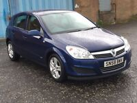 (58) Vauxhall ASTRA 1.7 cdti , mot - August 2018 ,service history ,2 owners,focus,megane,civic,golf