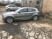BMW 120d Msport