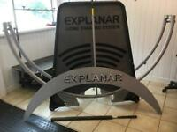 Explanar home training system