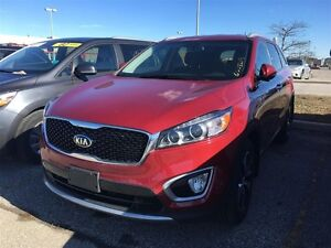 2016 Kia Sorento 2.0L EX AWD, Back Up Cam, Bluetooth, $78/Wk!