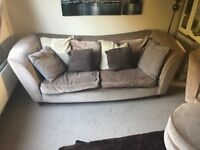 £50 for the sofa, £30 for the chair or together for £70
