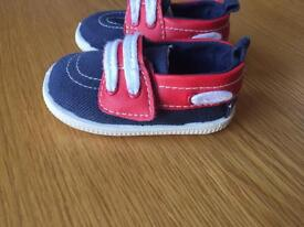 Baby shoes size 1 new NEXT