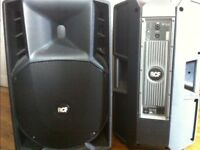 Rcf art 715a speakers mkii ( NO OFFERS )